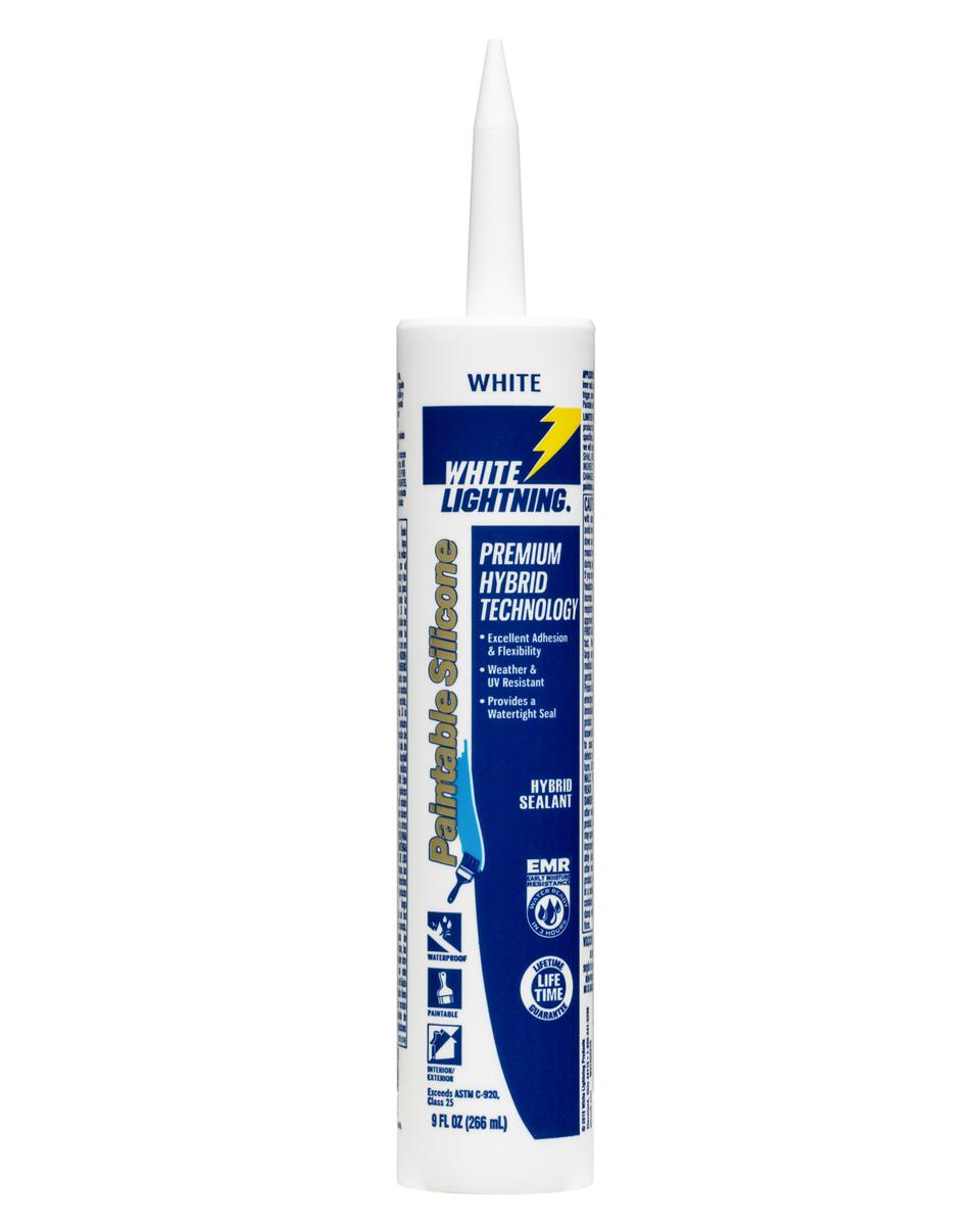Paintable Silicone - White Lightning