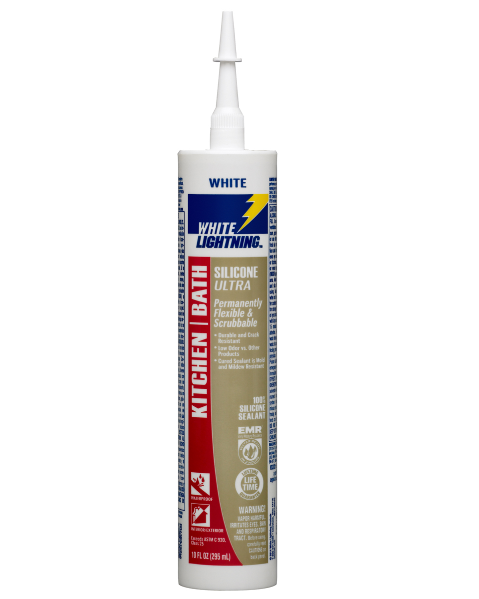 The Best Silicone Sealants For Kitchen And Bath