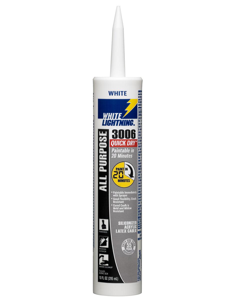 3006 Quick Dry White Lightning